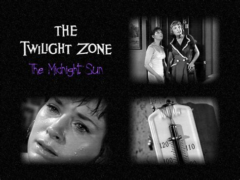 Twilight Zone Images The Twilight Zone Images The Midnight Sun Hd Wallpaper And