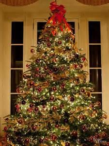 Beautiful Christmas Tree Lights