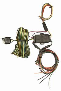 Hopkins 55999 Universal Towed Vehicle Wiring Kit