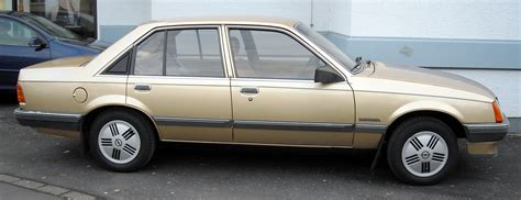 opel rekord 1982 opel rekord berlina related infomation specifications