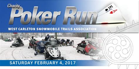 2017 Poker Run In Support Of The Snowsuit Fund Updated