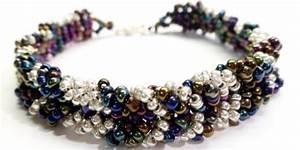 Comment Faire Un Bracelet En Perle : perles accesoires vid o comment faire un bracelet avec des perles ~ Melissatoandfro.com Idées de Décoration