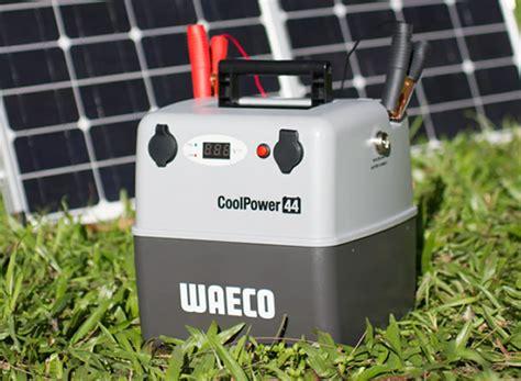 Waeco Coolpower Raps Battery Caravan Parts