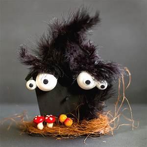 Gruselige Halloween Deko Selber Machen : gruselige dekoideen halloween kulleraugen fledermaushaus zum selbermachen lifestyle blog ~ Yasmunasinghe.com Haus und Dekorationen