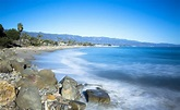 Leadbetter Beach, Santa Barbara, CA - California Beaches