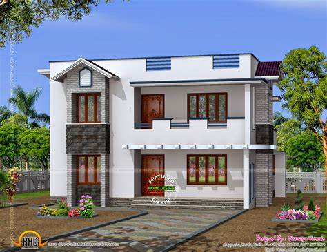 September 2014 Kerala home design and floor plans