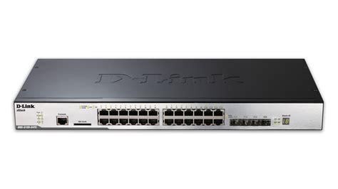 24 port managed gigabit stackable l2 switch including 4