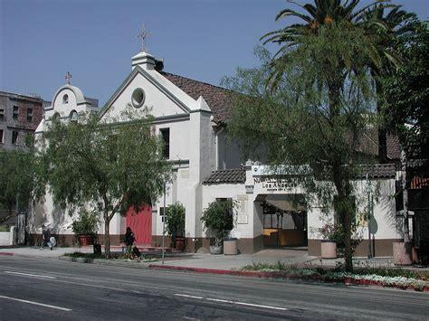 El Pueblo De Los Ángeles Historical Monument
