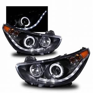 Headlight Hyundai Accent  Hyundai Accent Headlights