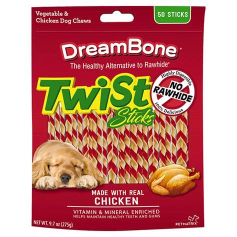 chicken twist sticks dreambone