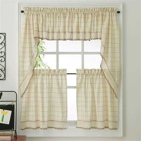 3 tier kitchen curtains curtain menzilperde net