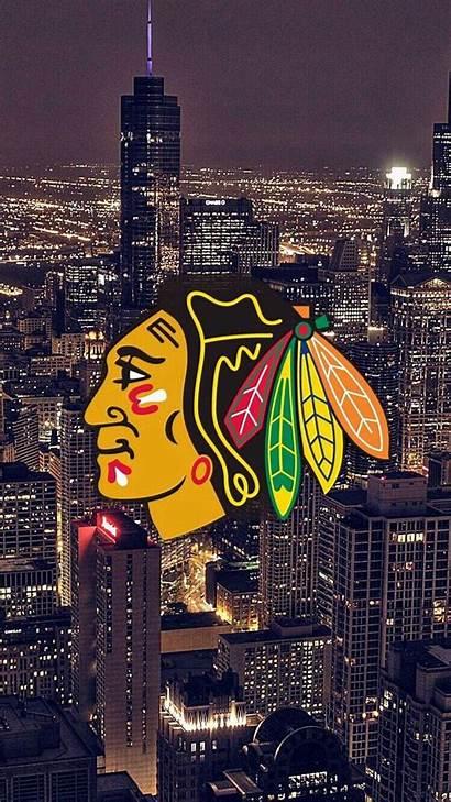 Blackhawks Chicago Hockey Iphone Ice Patrick Teams