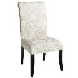 angela ivory leaves dining chair pier 1 imports