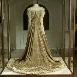 Lady Curzon Peacock Dress