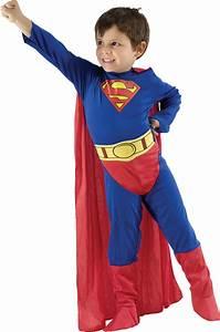 Child Age 8-10 Superman Superhero Costume Fancy Dress | eBay