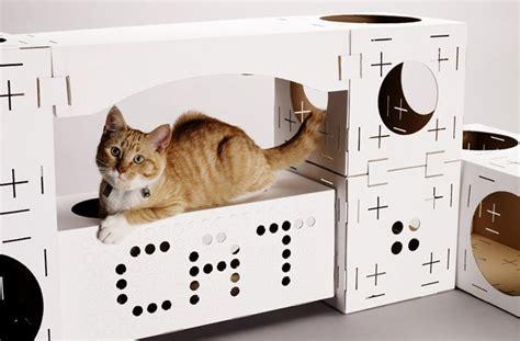 maison pour chat blocks les maisons pour chat en 224 construire soi m 234 me