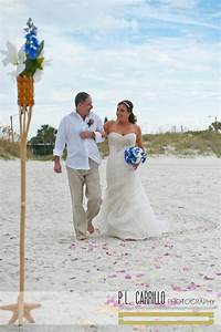 alicia ken a clearwater beach wedding o st petersburg With clearwater wedding photography