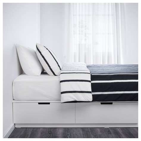 Ikea Nordli Bett by Nordli Bed Frame With Storage White In 2019 Furniture