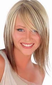 Coiffure Femme Mi Long : coupe de cheveux mi long effile ~ Melissatoandfro.com Idées de Décoration