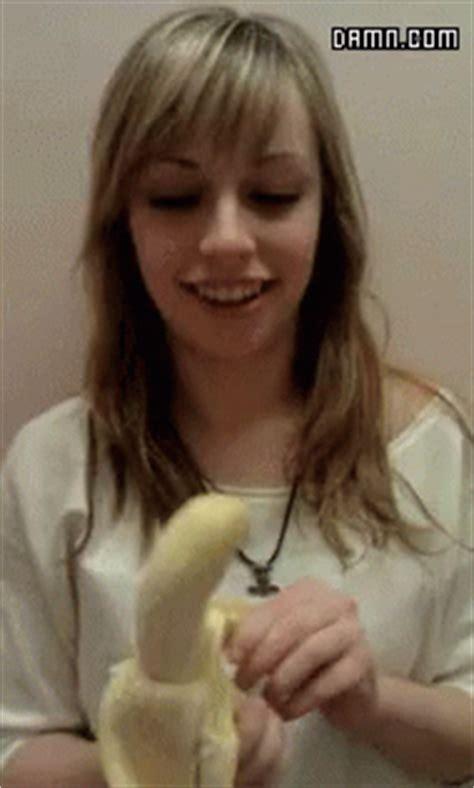 Bj Banana Gif  Bj Banana Flirty  Discover & Share Gifs