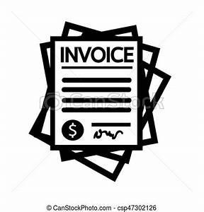 Rechnung Symbol : banknote rechnung ikone vektor illustration suche ~ Themetempest.com Abrechnung