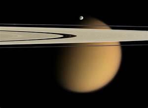 Dune fields on Saturn's moon Titan | Space | EarthSky
