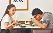 朱孝天与美女深夜用餐恋情疑曝光 否认是女友_娱乐_腾讯网