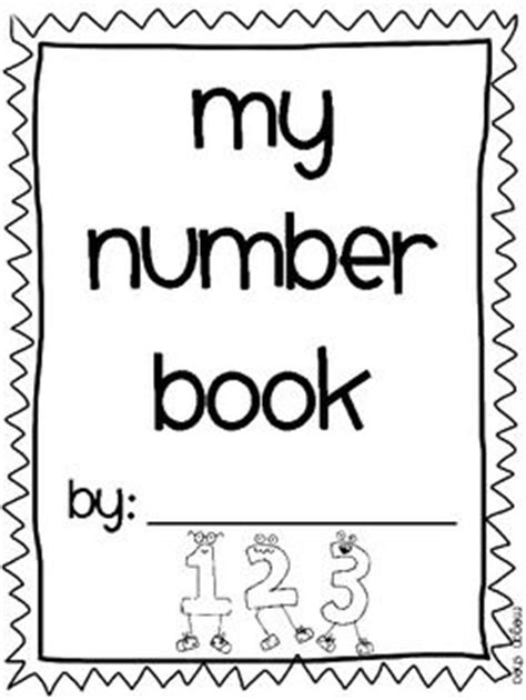 preschool number book number book kindergarten preschool math such a 179