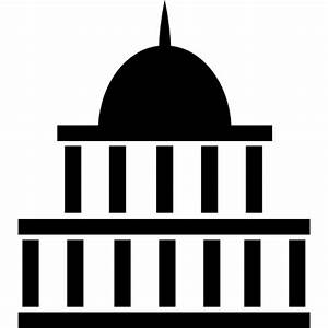 American government building - Free buildings icons