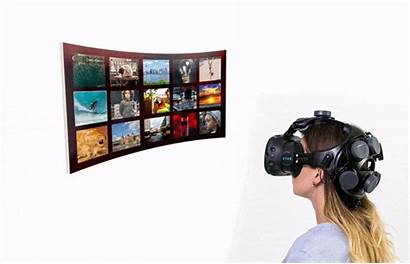 Virtual Vr Brain Interface Reality Controlled Entirely