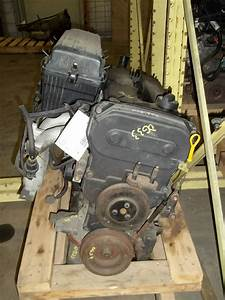 Kia Rio Engine  1 6l  Vin 5  8th Digit  Dohc  03 04 05