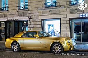 Rolls Royce France : rolls royce phantom spotted in paris france on 04 05 2016 ~ Gottalentnigeria.com Avis de Voitures