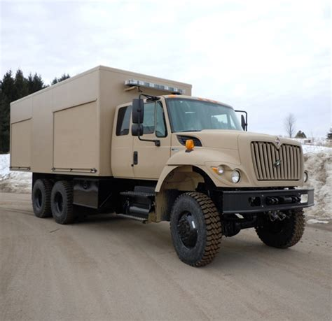Navistar Defense to Supply Medium Tactical Vehicles to