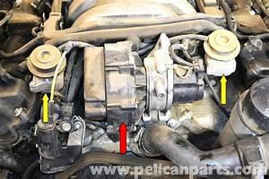 Mercedes-benz W203 Air Pump Replacement