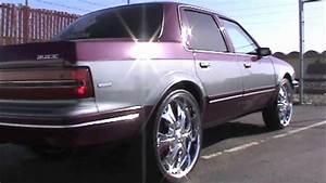 Wbr U0026 39 S 91 Buick Century Uncut