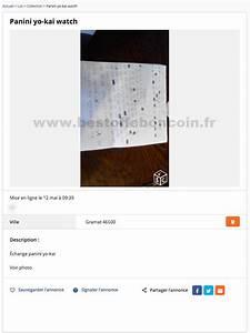 Le Bon Coin Midi Pyrenee : panini yo kai watch collection midi pyr n es best of le bon coin ~ Gottalentnigeria.com Avis de Voitures