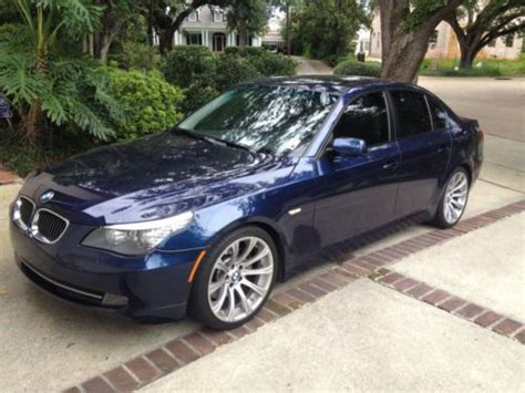 Purchase Used 2009 Bmw 535i Twin Turbo Auto M5 Rims Deep