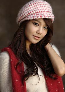 iness world artis korea  cantik karna