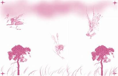 Pink Fairy Backgrounds Wallpapers Background Fairies Items