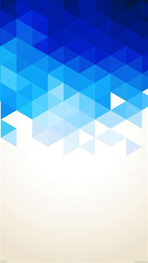 Geometric Wallpaper For Phone by Best 25 Blue Geometric Wallpaper Ideas On