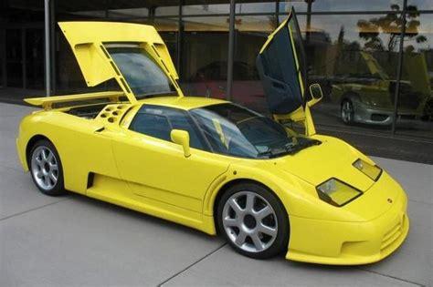 De jameslist, de internet marktplaats voor luxe goederen van. Michael Schumacher's Bugatti EB110 Super Sport For Sale