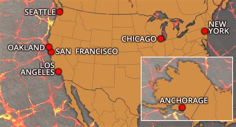 23 September Nibiru apocalypse MAPPED: 7 cities and 3 ...