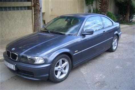 bmw 530d a vendre au maroc