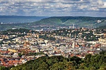 Stuttgart Birkenkopf Top View Stock Photo - Image of ...