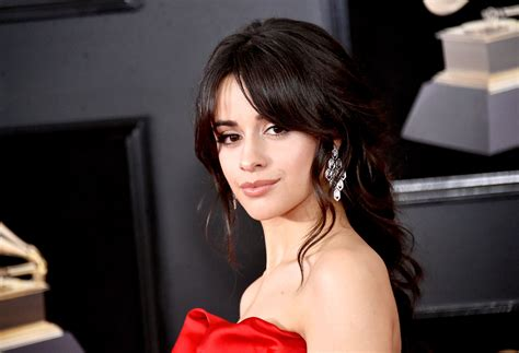 Camila Cabello Grammy Awards Celebrities