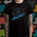 New Daft Punk ALIVE Electro Music Duo Men's Black T-Shirt ...