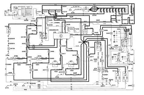 2000 volvo v70 xc wiring diagram volvo s70 1998 2000 wiring diagrams interior