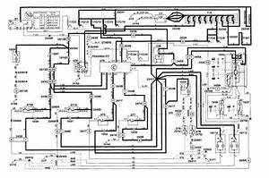 Volvo V70  1998 - 1999  - Wiring Diagrams - Interior Lighting