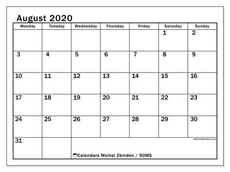 calendar august  ms michel zbinden en