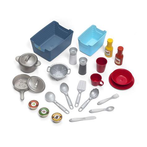 step 2 kitchen accessories contemporary chef kitchen play kitchen step2 5799